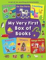 Lewis, Jan - My Very First Box of Books: A Set Of Six Exciting Picture Books - 9781861477392 - V9781861477392