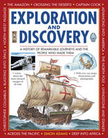 Adams, Simon - Exploration and Discovery: A History Of Remarkable Journeys And The People Who Made Them - 9781861477644 - V9781861477644