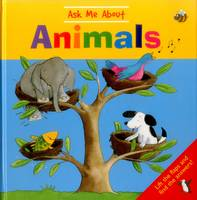 Jan Lewis - Ask Me About Animals: Lift The Flaps And Find The Answers! - 9781861477743 - 9781861477743