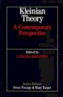 Bronstein, Catalina - Kleinian Theory - 9781861562265 - V9781861562265