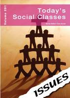 Cara Acred - Today's Social Classes: 291 (Issues Series) - 9781861687272 - V9781861687272