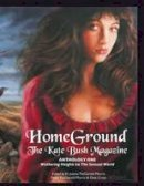 - Homeground: The Kate Bush Magazine: Anthology One: 'Wuthering Heights' to 'The Sensual World' - 9781861714794 - V9781861714794