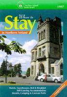 Jarrold Publishing, Nitb, Northern Ireland Tourist Board - Where to Stay in Northern Ireland - 9781861930156 - KST0011694
