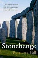 Hill, Rosemary - Stonehenge - 9781861978806 - V9781861978806