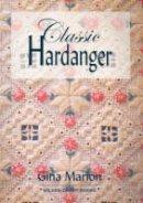 Marion, Gina - Classic Hardanger - 9781863513432 - V9781863513432