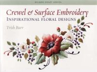 Burr, Trish - Crewel and Surface Embroidery - 9781863513777 - V9781863513777