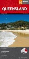 Hema Maps Pty LTD - Queensland State Handy 2014: HEMA.3.08H - 9781865007144 - V9781865007144