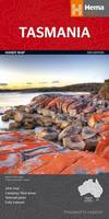 Hema Maps - Tasmania State 2014: HEMA.3.10H - 9781865009858 - V9781865009858
