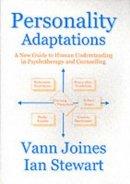 Joines, Vann; Stewart, Ian - Personality Adaptations - 9781870244015 - V9781870244015