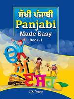 Nagra, Jagat - Panjabi Made Easy: Book 1 - 9781870383363 - V9781870383363