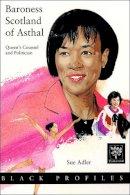 Adler, Sue - Baroness Patricia Scotland QC - 9781870516518 - V9781870516518