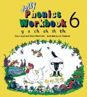 Lloyd, Susan M., Wernham, Sara - Jolly Phonics Workbook - 9781870946568 - KEX0213412