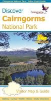 - Discover Cairngorms National Park: Visitor Map and Guide (Footprint Maps) - 9781871149883 - V9781871149883