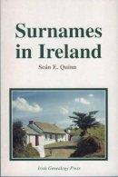 Quinn, Sean E. - Surnames in Ireland - 9781871509397 - KSS0007918