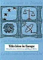 James A Coleman - Television and Europe (European Studies) - 9781871516920 - KEX0213312