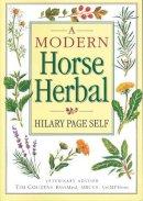 Self, Hilary Page - Modern Horse Herbal - 9781872119816 - V9781872119816