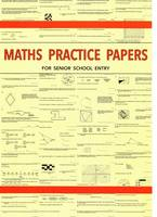 Robson, Peter - Maths Practice Papers for Senior School Entry - 9781872686394 - V9781872686394