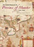 - The Council Book for the Province of Munster c.1599-1649 - 9781874280873 - V9781874280873