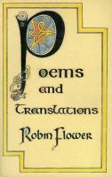 Flower, Robin - Poems and Translations - 9781874675327 - KTK0095596