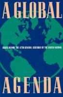 Tessitore, John, Woolfson, Susan - A Global Agenda - 9781880632000 - V9781880632000