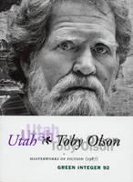 Toby Olson - Utah (Green Integer) - 9781892295354 - KNH0010736