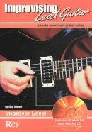 Skinner, Tony - Improvising Lead Guitar, Improver Level - 9781898466369 - V9781898466369