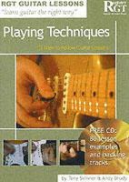 Skinner, Tony; Drudy, Andy - Playing Techniques - 9781898466758 - V9781898466758