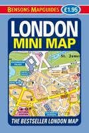 Bensons MapGuides - London Mini Map - 9781898929536 - V9781898929536