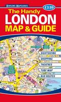 Bensons MapGuides - The Handy London Map & Guide - 9781898929543 - V9781898929543