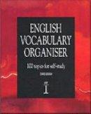 Gough, Chris - English Vocabulary Organiser - 9781899396368 - V9781899396368