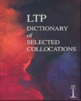 Hill, Jimmie; Lewis, Michael - The LTP Dictionary of Selected Collocations - 9781899396559 - V9781899396559