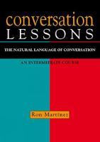 Martinez, Ron - Conversation Lessons - 9781899396658 - V9781899396658