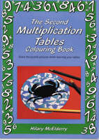 McElderry, Hilary - The Second Multiplication Tables Colouring Book - 9781899618309 - V9781899618309