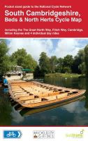 CycleCity with Sustrans - South Cambridgeshire, Beds & North Herts Cycle Map - 9781900623339 - V9781900623339