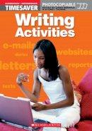 Berwick, Gwen; Thorne, Sydney - Writing Activities - 9781900702263 - V9781900702263