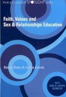 Blake, Simon; Katrak, Zarine - Faith, Values and Sex and Relationships Education - 9781900990325 - V9781900990325
