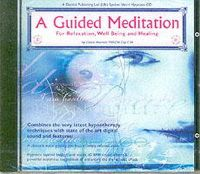 Glenn Harrold - A Guided Meditation for Relaxation, Well Being and Healing - 9781901923308 - V9781901923308