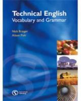 Pohl, Alison; Brieger, Nick - Technical English - 9781902741765 - V9781902741765