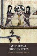 - Medieval Obscenities - 9781903153505 - V9781903153505