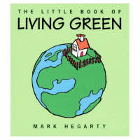 Mark Hegarty - The Little Book of Living Green (Pocket Oracle) - 9781903222133 - KHS1023473