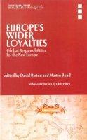 Barton, David, BartonDavid - Europe's Wider Loyalties - 9781903403105 - V9781903403105