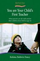 Baldwin, Rahima - You are Your Child's First Teacher - 9781903458655 - V9781903458655