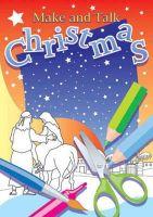 Whitehorn, Elizabeth - Make and Talk: Christmas - 9781904024347 - V9781904024347