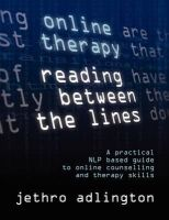 Adlington, Jethro - Online Therapy - Reading Between the Lines - 9781904312741 - V9781904312741