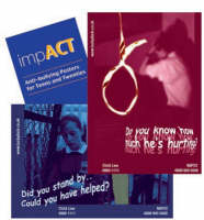 Jones, Sarah - ImpACT: Anti-bullying Posters for Teens and Twenties - 9781904315193 - V9781904315193
