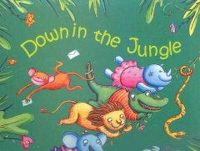 Mandy Ross - Down in the Jungle (Classic Books With Holes) - 9781904550327 - V9781904550327