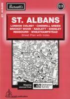 Barnett's - St Albans Street Plan - 9781904678786 - V9781904678786