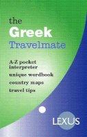 Lexus; Cavoura, Irene - The Greek Travelmate - 9781904737056 - V9781904737056
