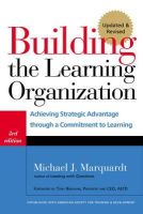 Marquardt, Michael J. - Building the Learning Organization - 9781904838326 - V9781904838326