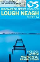 Land and Property Services - Discoverer Map 14 Lough Neagh (Discoverer Maps N Ireland) - 9781905306657 - V9781905306657